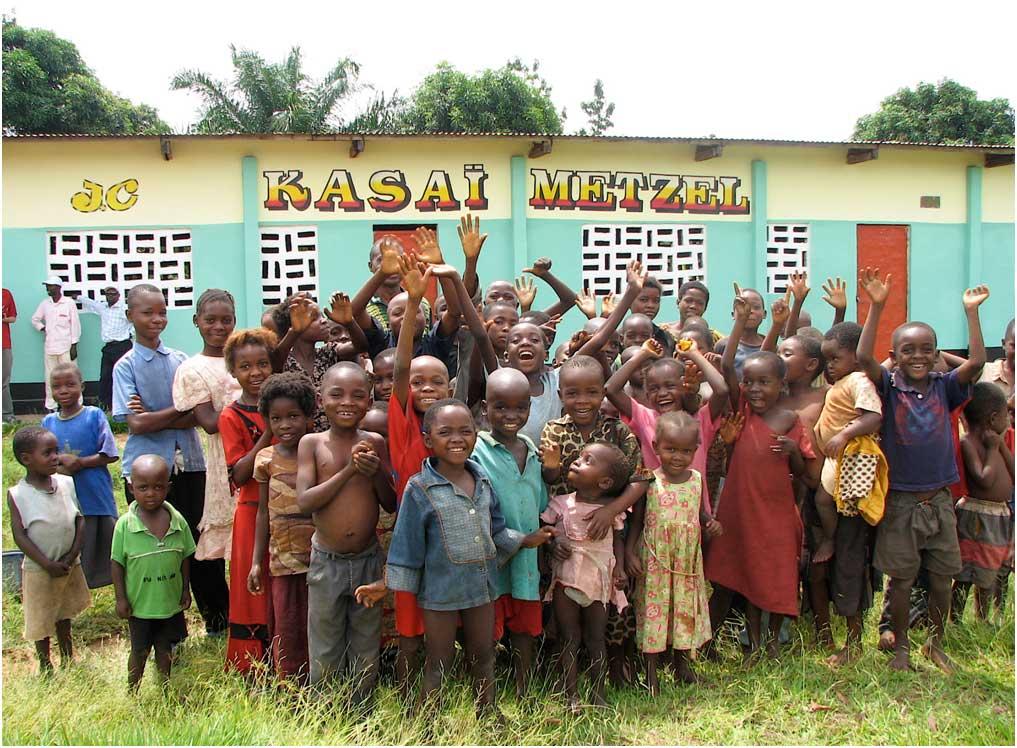These children love their school