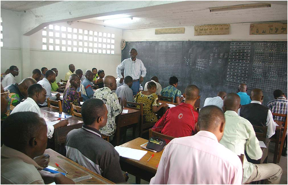 Teachers appreciated this seminar that Build Congo Schools provided. A comprehensive training program will be implemented when funded