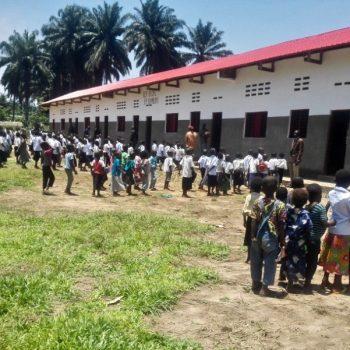 Bambuyi School finished